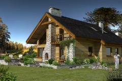 dom-drewniany-z-antresolą-i-kominkiem-2
