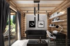 nowoczesny-dom-z-bali-wnętrze-14