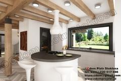 nowoczesny-dom-z-bali-wnętrze-2
