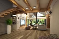 nowoczesny-dom-z-bali-z-ogrodem-zimowym-11