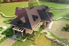 nowoczesny-dom-z-bali-z-ogrodem-zimowym-2
