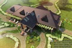 nowoczesny-dom-z-bali-z-ogrodem-zimowym-3