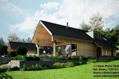 nowoczesny-dom-z-bali-z-dachem-dwuspadowym-5