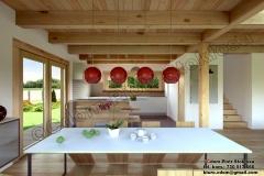 Nowoczesny-dom-z-bali-prostokątnych-4