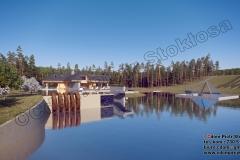 Bardzo-nowoczesny-dom-z-bali-w-Kadynach-16