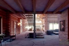 Bardzo-nowoczesny-dom-z-bali-w-Kadynach-18
