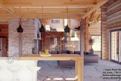 Bardzo-nowoczesny-dom-z-bali-w-Kadynach-21