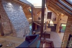 Bardzo-nowoczesny-dom-z-bali-w-Kadynach-29