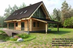 nowoczesny-dom-z-bali-z-dachem-dwuspadowym-2