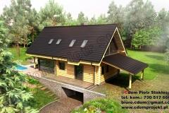nowoczesny-dom-z-bali-z-dachem-dwuspadowym-8