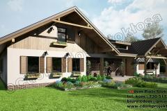nowoczesny-dom-z-bali-z-podpiwniczeniem-o-duzych-przeszkleniach-9