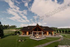 nowoczesny-sredni-domek-z-bala-w-Kadynach-11