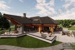 nowoczesny-sredni-domek-z-bala-w-Kadynach-13
