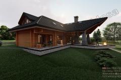 nowoczesny-sredni-domek-z-bala-w-Kadynach-4